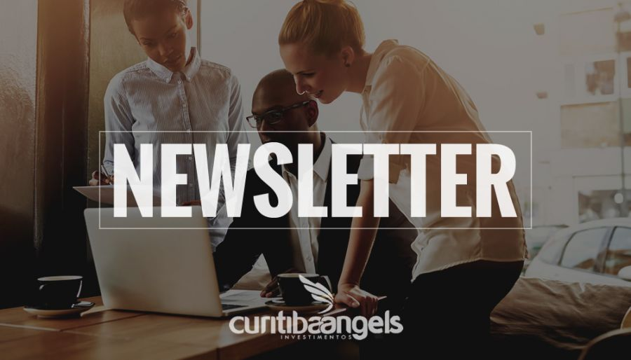 Newsletter Curitiba Angels – 1º Edição